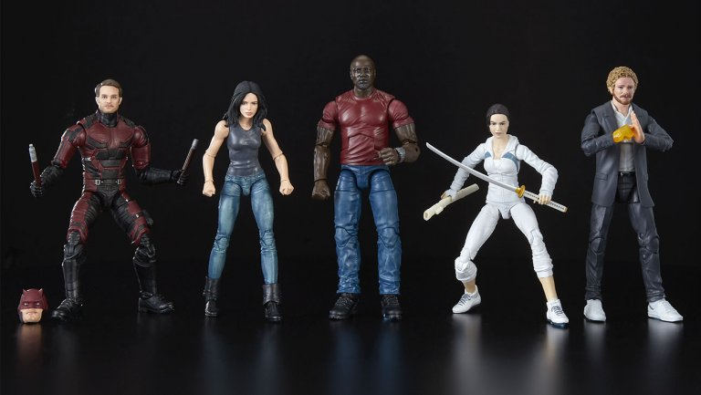 Comic-Con first-look: Marvel Legends Defenders get San Diego exclusive treatment