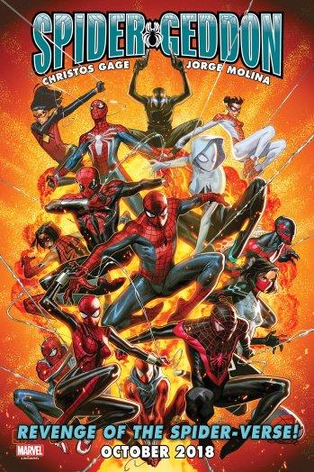 Marvel's 'Spider-Verse' getting a sequel with 'Spider-Geddon'