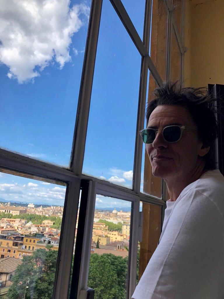 When in Rome .. I🇮🇹 🇮🇹 🇮🇹thanks to Antonio Monfreda, @CabanaMagazine #duranduran https://t.co/f93XqvgTYW