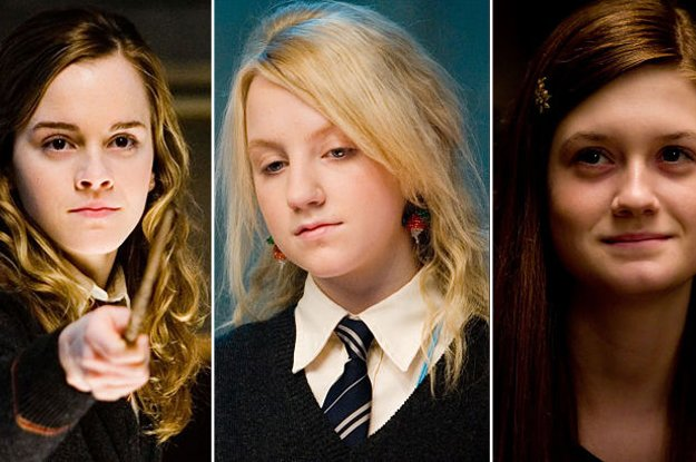 Are you more of a luna lovegood ginny weasley or hermione granger - Luna lovegood and hermione granger ...
