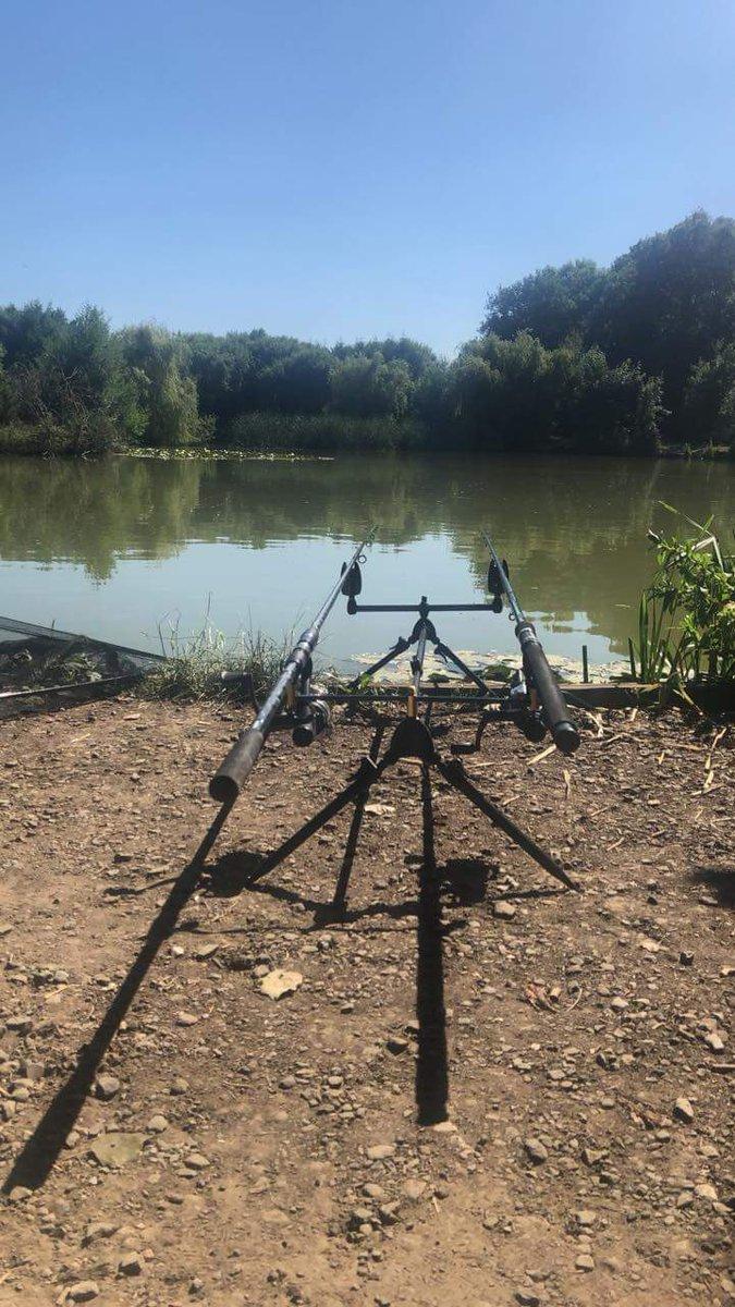 What a day for some #fishing <b>😍</b><b>😍</b><b>😍</b> #angling #carpfishing #anglingarmy ht