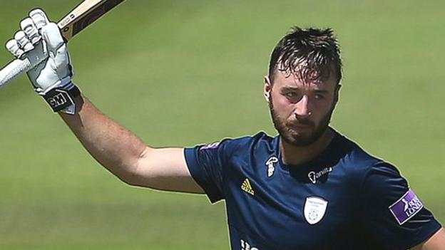 One-Day Cup: James Vince 171 helps Hampshire beat Yorkshire in semi-final https://t.co/ad4kRe1kG1 https://t.co/62MQ2zKc50