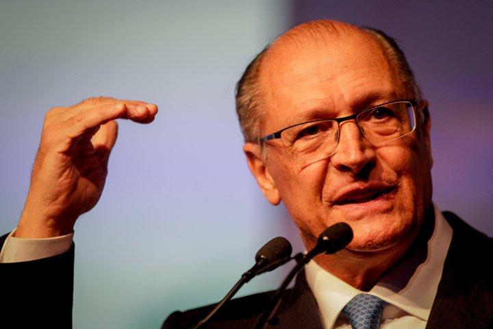 @BroadcastImagem: Alckmin defende urgência de reformas e celebra RenovaBio. Valéria Gonçalvez/Estadão