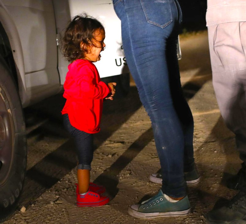 test Twitter Media - US & International outrage over separation of families continues ~ @WhiteHouse places blame on the law #ZeroTolerance https://t.co/Aje2w7zNZi