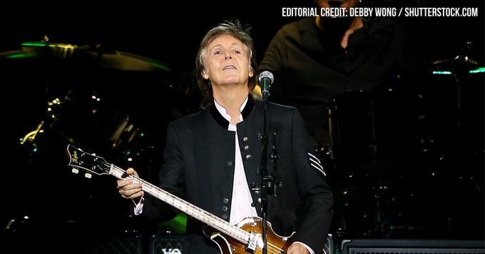 Happy Birthday Paul McCartney! Check out some of his greatest hits: