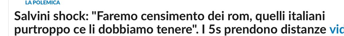 #Salvinischedacitutti