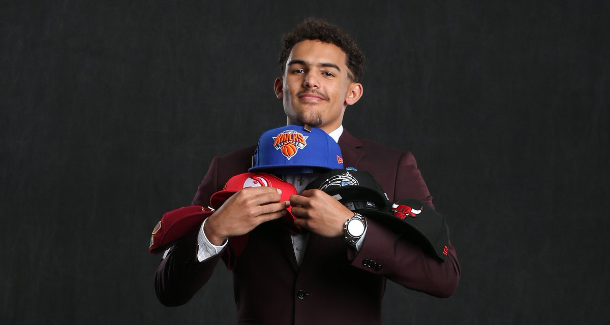 Trae Young says Allen Iverson  trae young