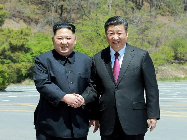 Kim Jong-Un Sends Happy Birthday Flowers to Xi Jinping