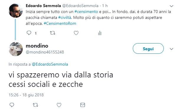 #CensimentoRom