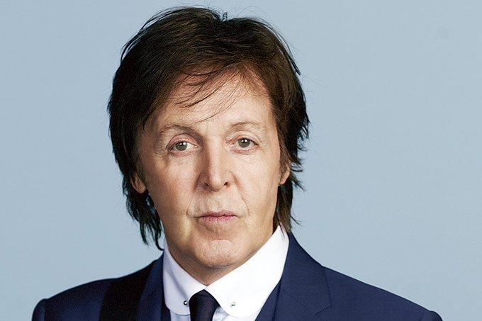 A happy 76th birthday to Sir Paul McCartney!