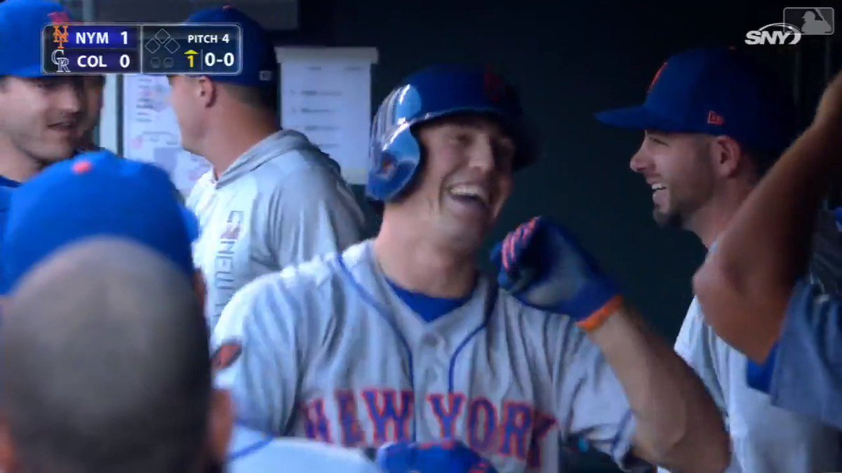 MLB brandon nimmo