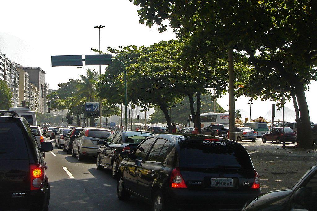 #traffico