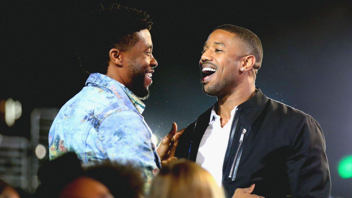 Chadwick Boseman Is Over Saying 'Wakanda Forever,' According To Michael B. Jordan