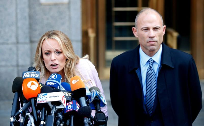 Judge cancels hearing in Stormy Daniels case against Trump, Cohen