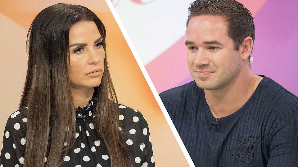 Katie Price claims Kieran Hayler cheated AGAIN with a 19-year-old
