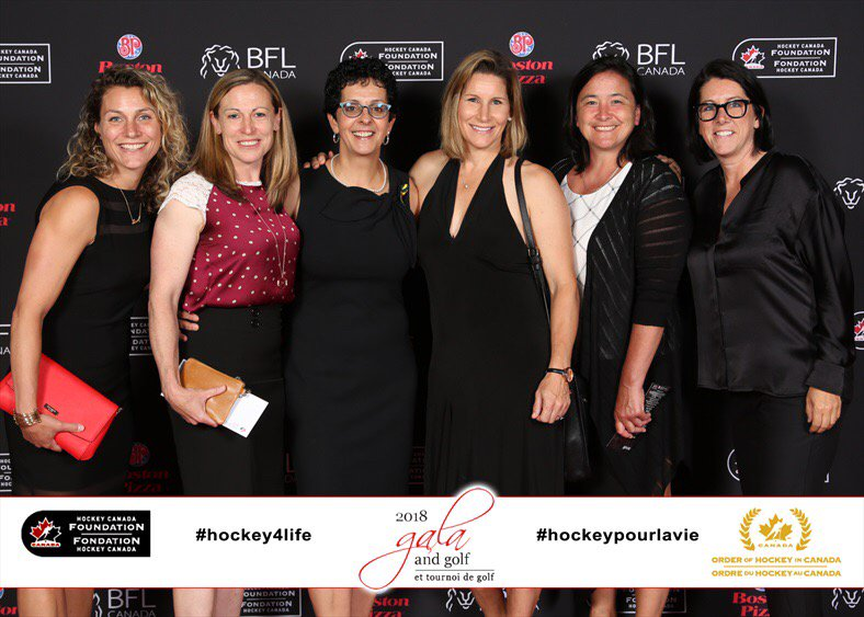 test Twitter Media - RT @cherylpounder: A golden night!  Congrats Goyette! Once a teammate.... #Hockey4Life https://t.co/EfPQVmKc1K