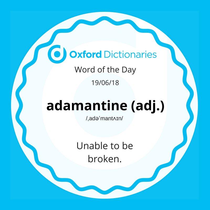 test Twitter Media - Word of the Day: adamantine https://t.co/T0MjbTVdZ2 https://t.co/nq9GzQ8iY7