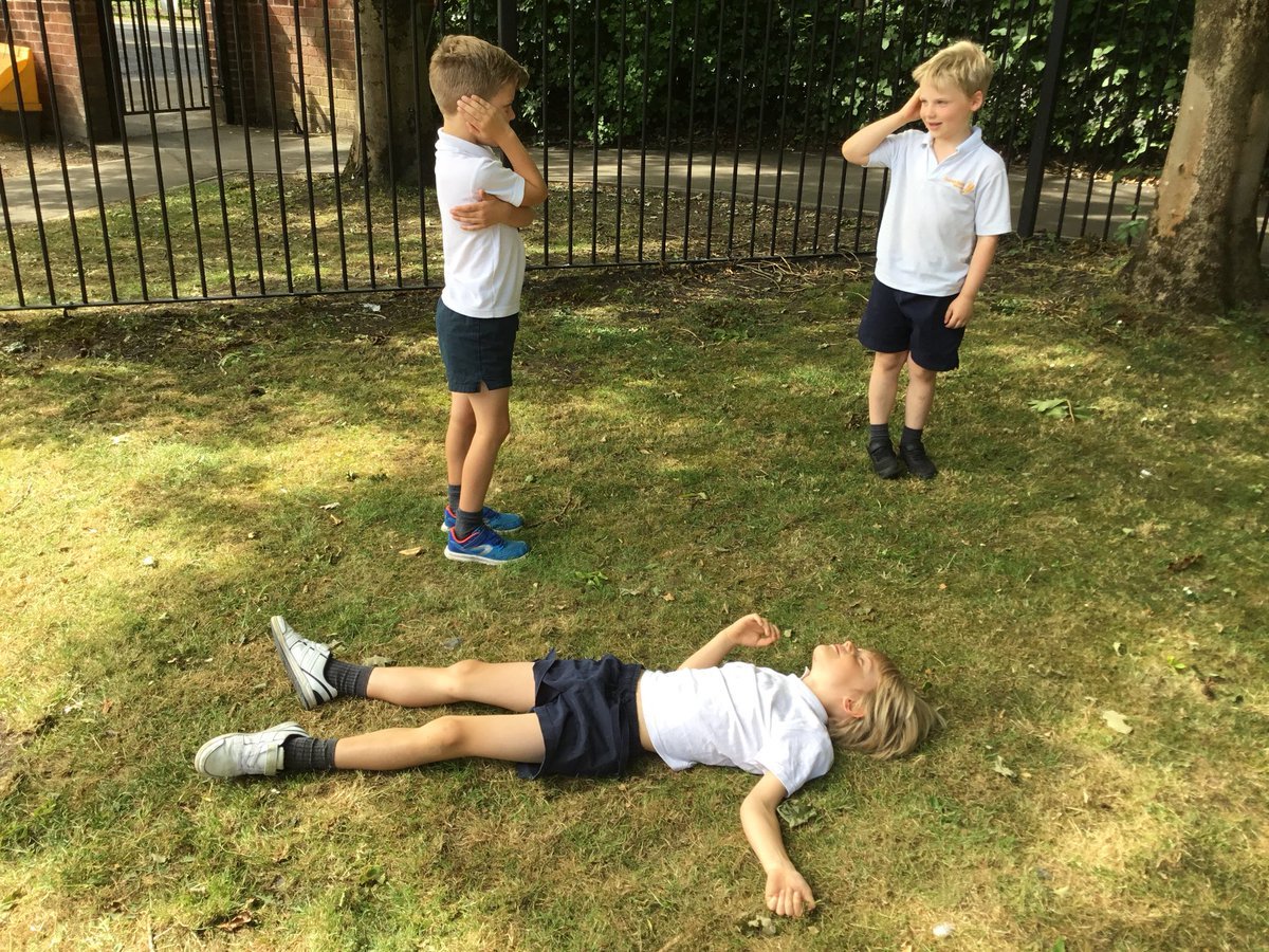 test Twitter Media - Heartstart First Aid Skills looking after the 'Conscious Casualty'  with Mrs Holah #gorseypshe https://t.co/ZVddd0Vc7J