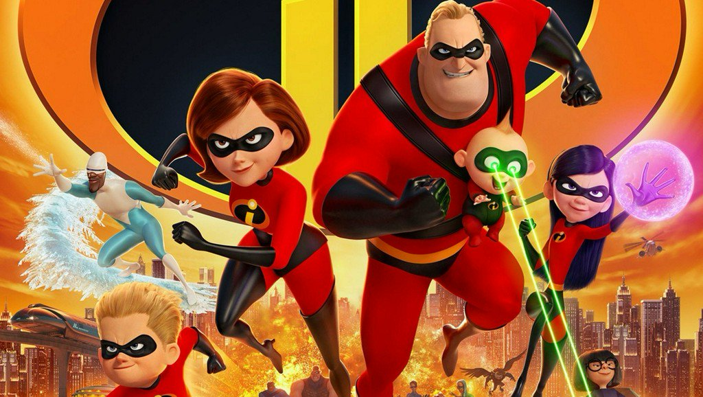 test Twitter Media - Theaters post warnings after Disney says 'Incredibles 2' scene could cause seizures https://t.co/uBKiS26cyv https://t.co/JZhYzILSgM
