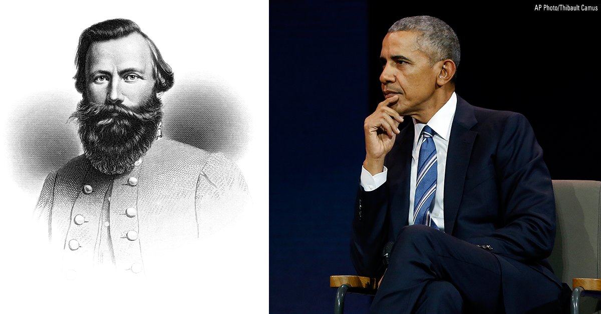 School honoring Confederate general to be renamed for Obama