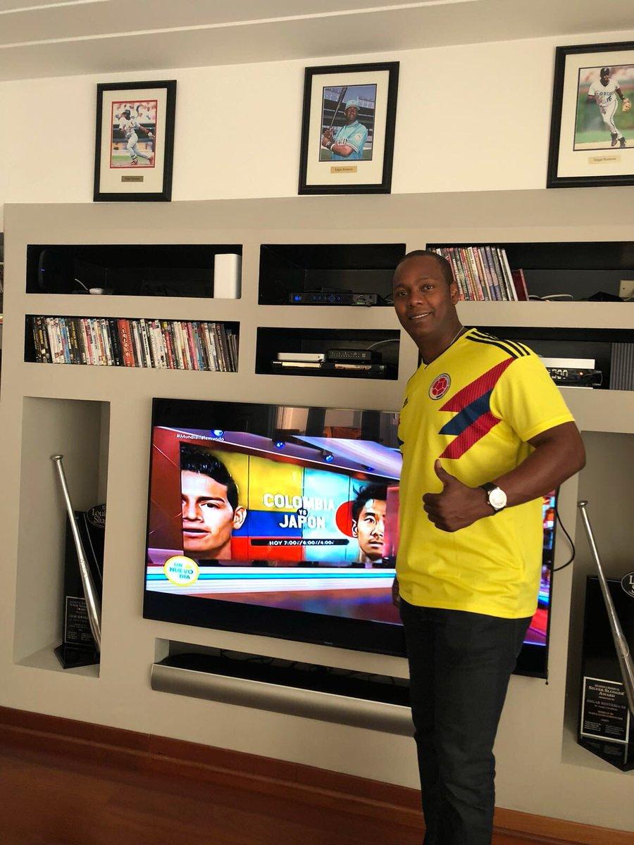 RT @HitRenteria: Vamos Colombia! Paciencia y contundencia. Hoy todo el país con nuestra Selección. #Rusia2018 https://t.co/LMqMwPuGi5