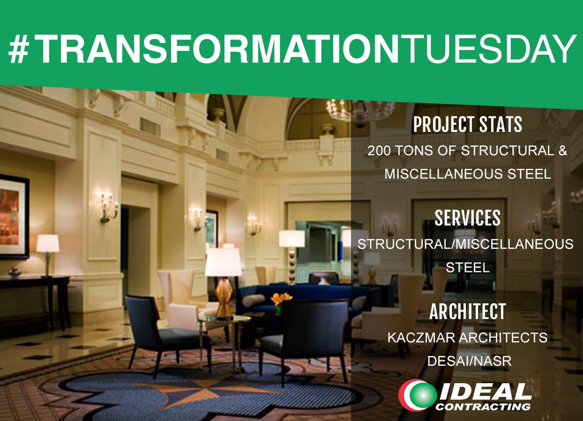 test Twitter Media - Take a look at the Book Cadillac Hotel's #TranformationTuesday. Click the link for more: https://t.co/hlzVI89tKX #BuildingDetroit #BuildingTogether https://t.co/VjFEeUvf9b
