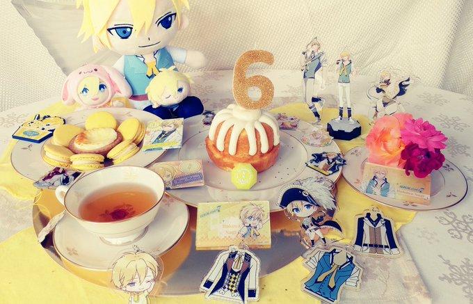Happy birthday, my sweet prince Nagi~                        !              !       !