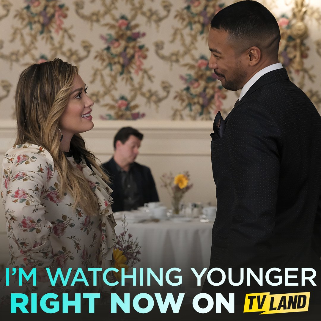 #YoungerTV