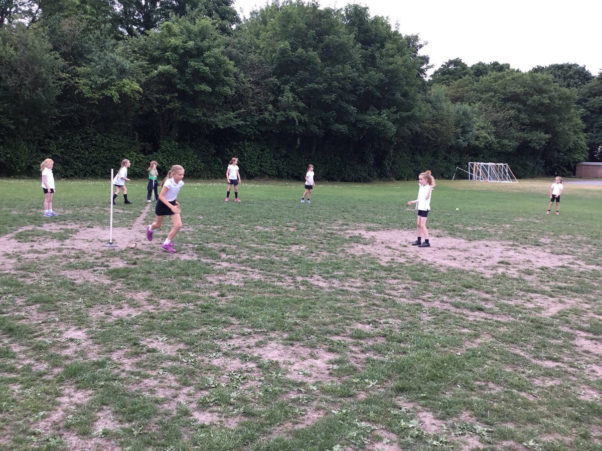 test Twitter Media - Applying the hitting skills we have learnt in Tennis to a game of Rounders. We still need to think about how are bodies are positioned and how we hold the bat. #gorseype https://t.co/5t3392I3ws