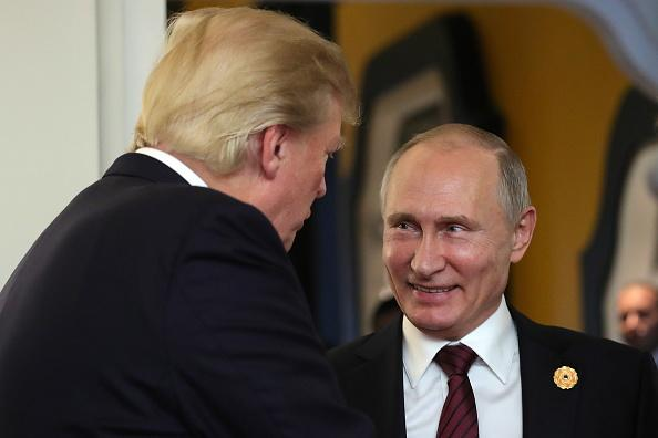 Donald Trump belongs to Russia, Moscow's state-run media says