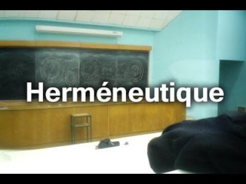 Herméneutique – Introduction https://t.co/IJM5qnY2uC https://t.co/WNx5X7CE4S