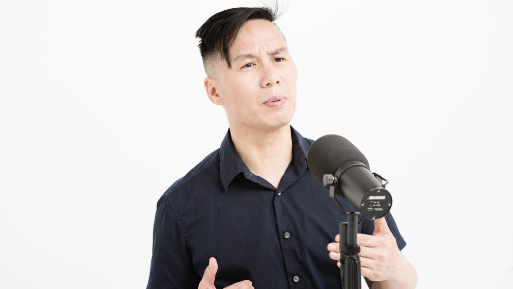 Podcast: @BD_WONG talks basketball in Beijing, dinosaurs and Batman