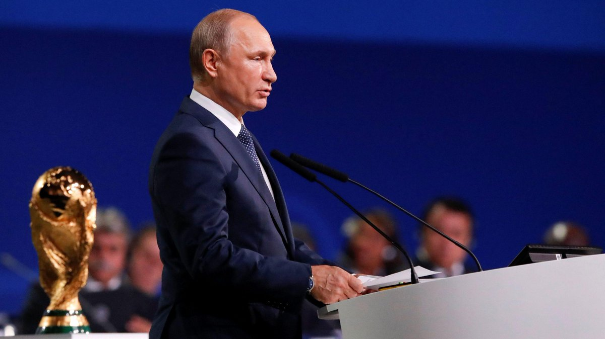 "test Twitter Media - In a new @qz article, Prof of Government Peter Rutland discusses Putin's move to have #Russia host the @FIFAWorldCup to ""foment feelings of national pride"" and boost his popularity among his people: https://t.co/xV7VH9CEfc #WorldCup https://t.co/RcPzx3a30H"