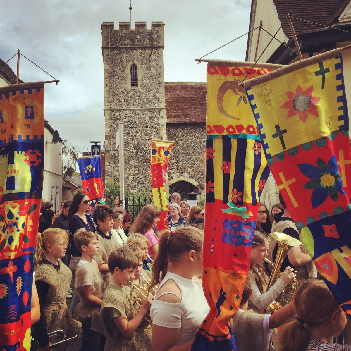 test Twitter Media - We're back at the Medieval Canterbury Pageant on 7th July - this time at @The_Beaney with our 13th century digital experience - do come and follow the story. Details: https://t.co/9RbBOJq11I #dishist https://t.co/XC4lGWTKym