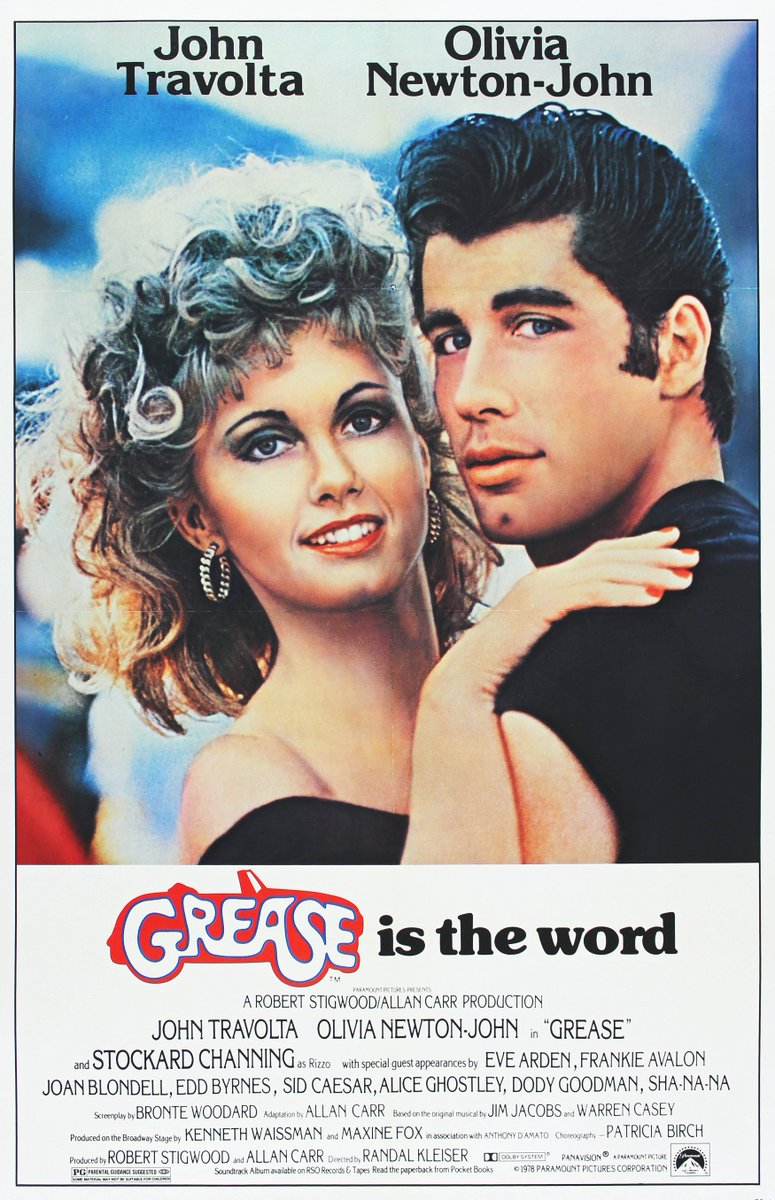 #Grease