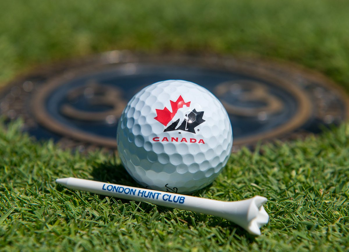 test Twitter Media - WOW @LondonHuntClub! 😍 On behalf of the Hockey Canada Foundation, thank you for hosting us. ⛳️ #Hockey4Life https://t.co/wBELjVu5A9