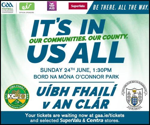 test Twitter Media - Come One Come All To  BNM O'Connor Park on Sunday . Your County Needs You !!!💪💚⚪💛 https://t.co/oom2vC7ROK