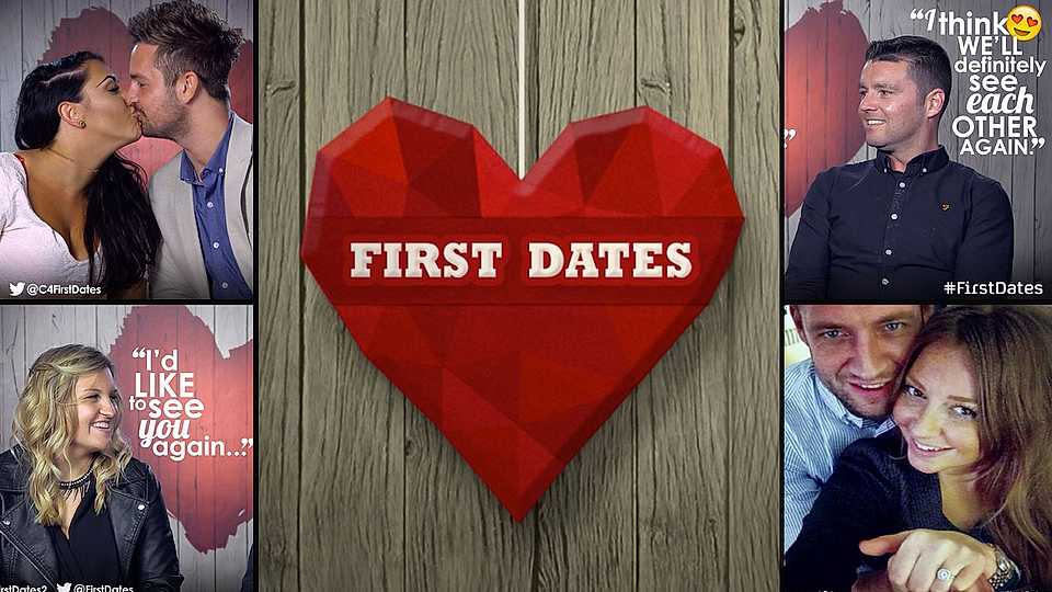 It's official; these are the best and most romantic First Dates moments
