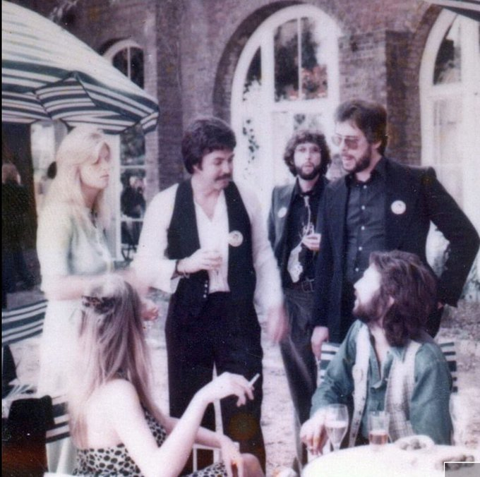 Happy Belated Birthday to Sir Paul McCartney! Remember this? Circa 1974.