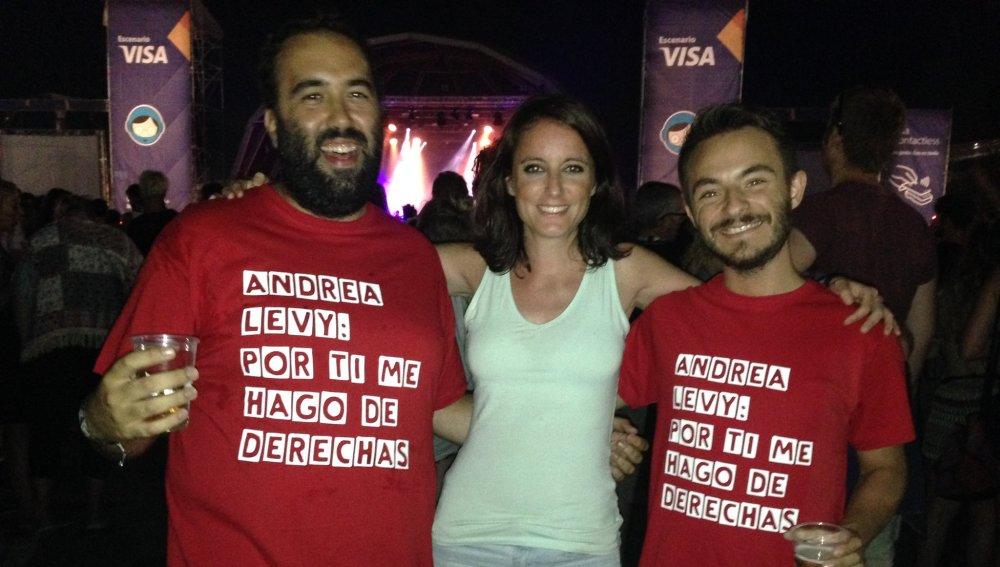 El primero que fiche a Andrea Levy para su equipo gana!!! #SucesionPP #PP #Soraya #Cospedal #Casado https://t.co/lMrd7XErqZ
