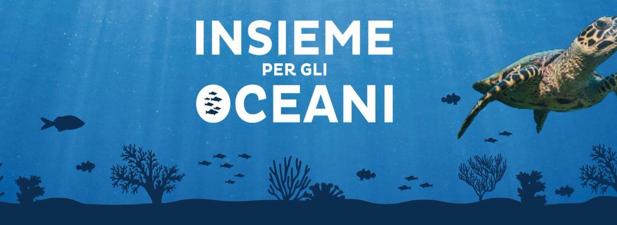 #InsiemePerGliOceani