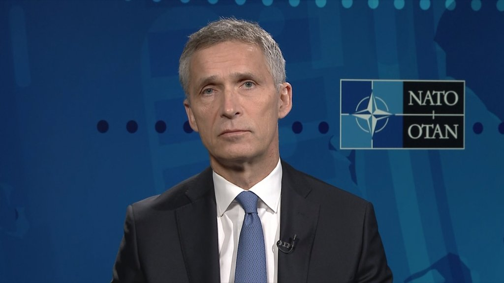 NATO chief hails strength of transatlantic bond on defence, security