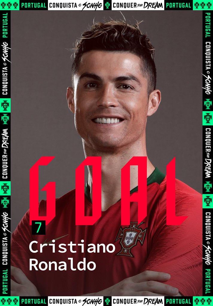 RT @selecaoportugal: 4 golos em dois jogos. Máquina.   #PORMAR | 1-0 | #ConquistaOSonho #WorldCup https://t.co/NtMbv0ng9V