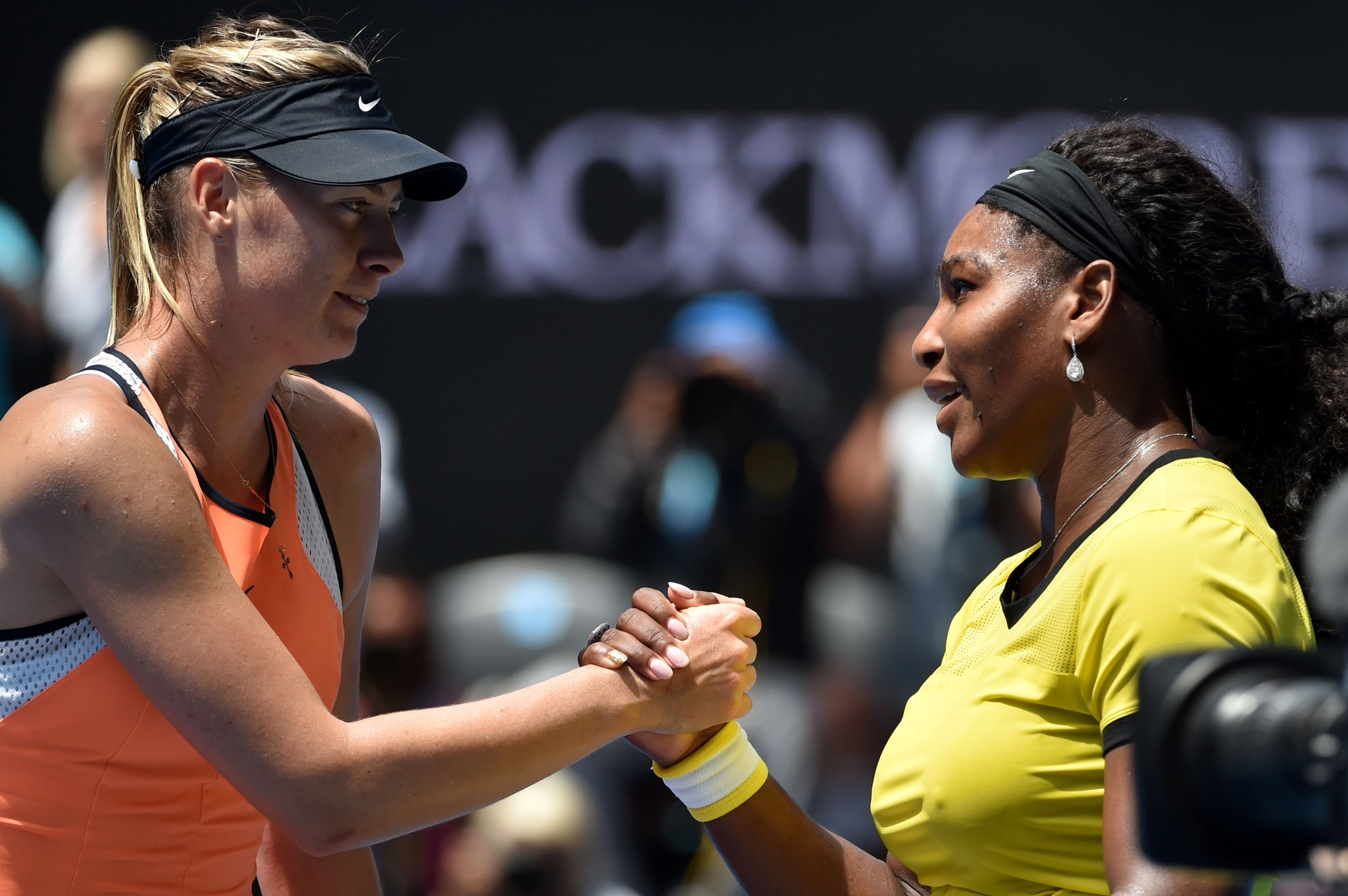.@serenawilliams and @MariaSharapova are both set to play the @MubadalaSVC--> https://t.co/L9WzqvgaNe https://t.co/pWRYKMni4a