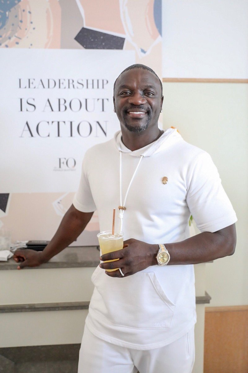 RT @weareTFQ: Look who stopped by #thegirlslounge @Cannes_Lions !!! @Akon https://t.co/WAr2EtqDBX