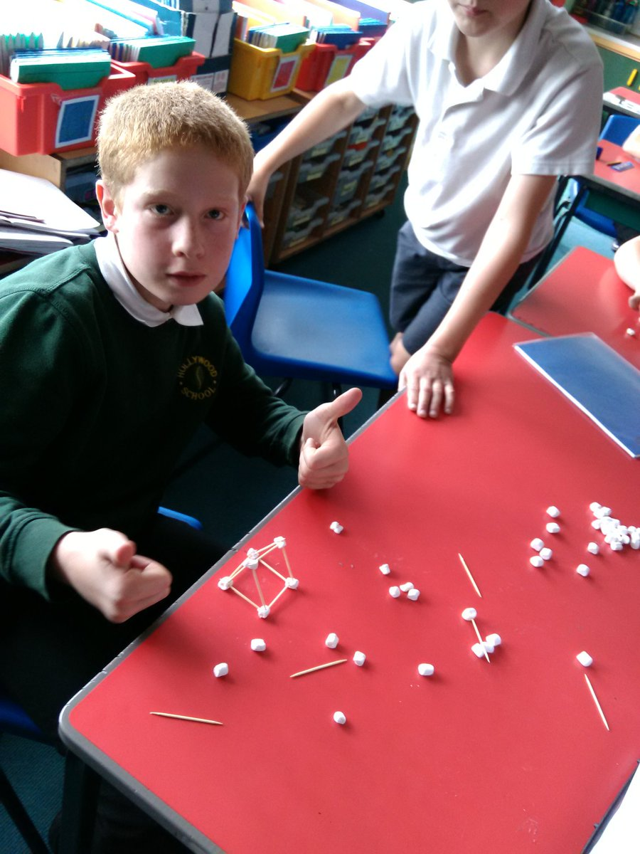 test Twitter Media - Year 5 have been testing materials by building structures with marshmallows and cocktail sticks! https://t.co/b7troXK7J2