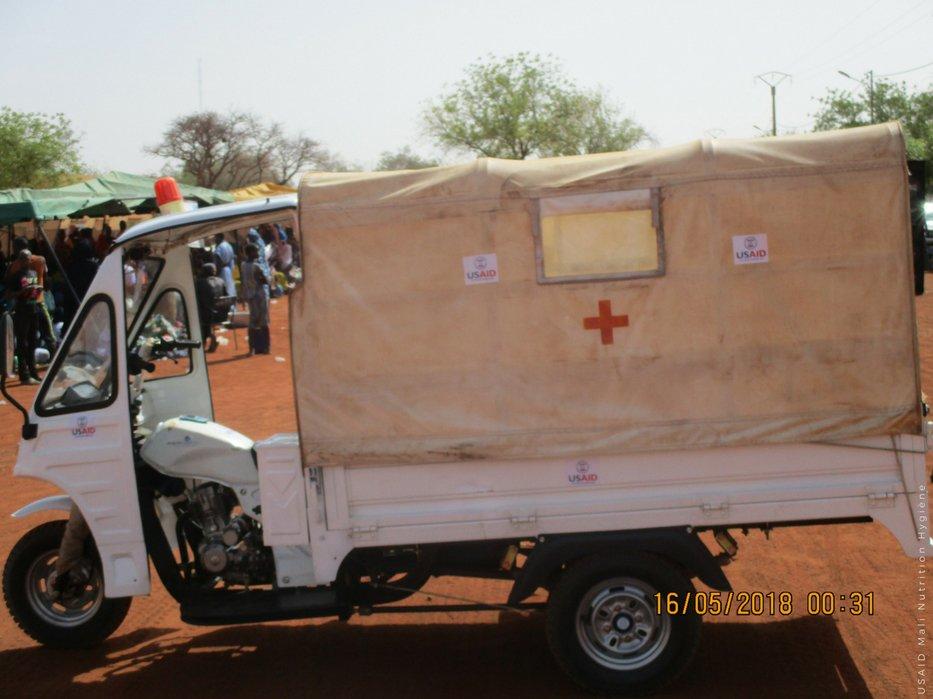 test Twitter Media - Les patients de plus d'une vingtaine de centres de santé communautaires et de référence de #Nara pourront être pris en charge dans de meilleures conditions grâce au Projet Nutrition Hygiène de @USAIDMali . #Education #Mali https://t.co/OT8lSfMqHW