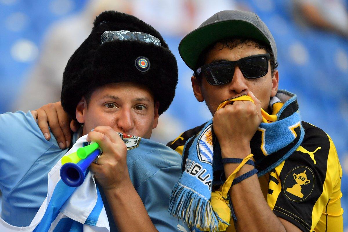 RT @GOAL_ID: Kick-Off Babak Kedua: Uruguay 1-0 Arab Saudi - https://t.co/CoaOvDdEpn  #MatchdayGoal https://t.co/Izp7lla29F
