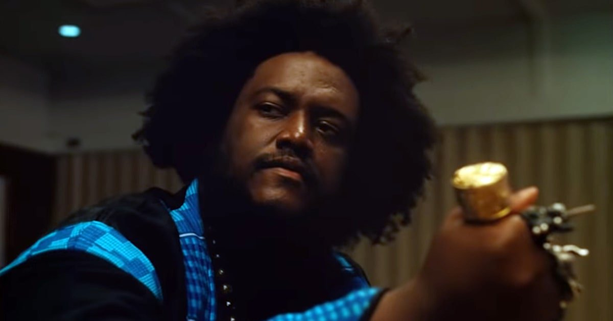 See Kamasi Washington ignite an arcade showdown in the video for 'Street Fighter Mas' https://t.co/L6dWnmW8WR https://t.co/aW8tnnf1tx