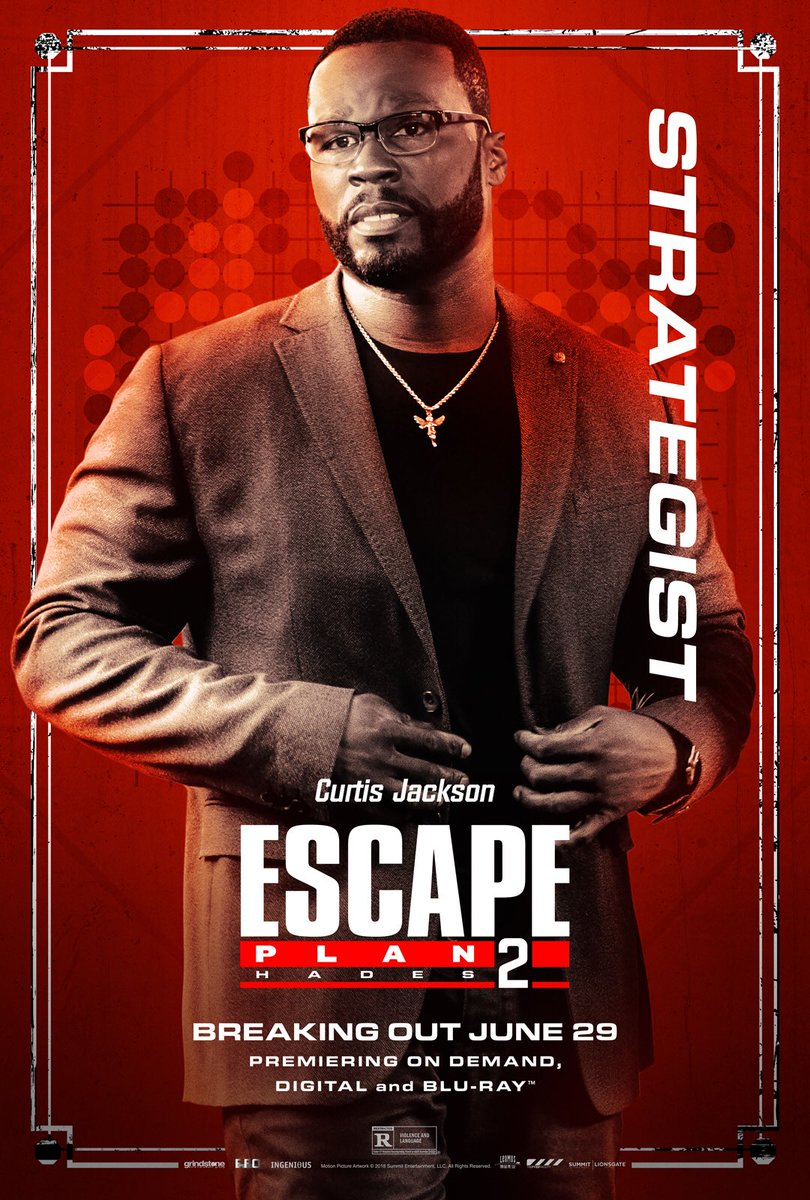 Check this out Escape plan 2 we lit????#lecheminduroi #power https://t.co/HYz3PuYJlU